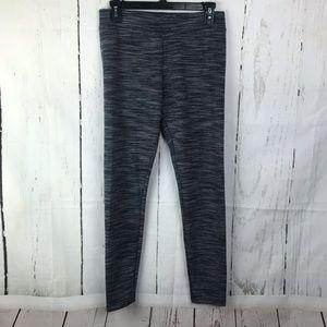 Lou & Grey Spacedye Pique Leggings Loft NWT